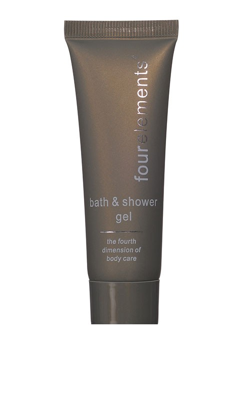 Four elements bath & showergel in Tube 30ml