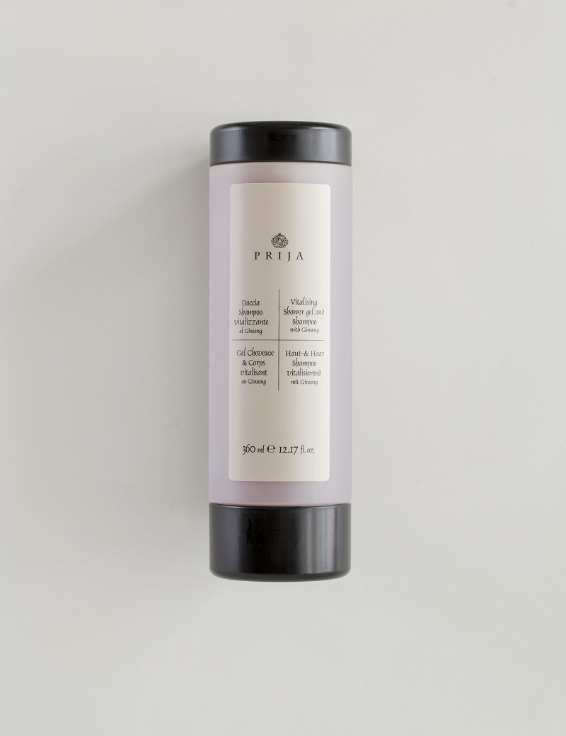 Prija Haut- und Haarshampoo 360ml Flacon