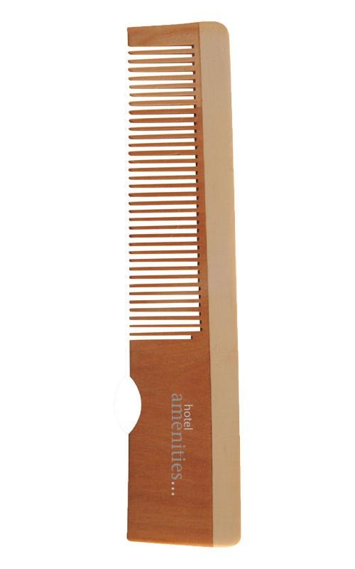Kamm aus Holz ca. 13,5cmx3cm-