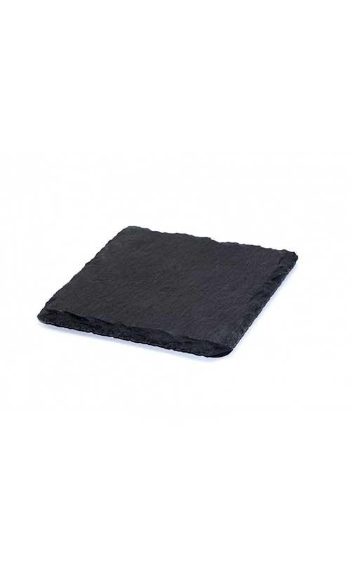 Ameneties Tray schwarzer Stein