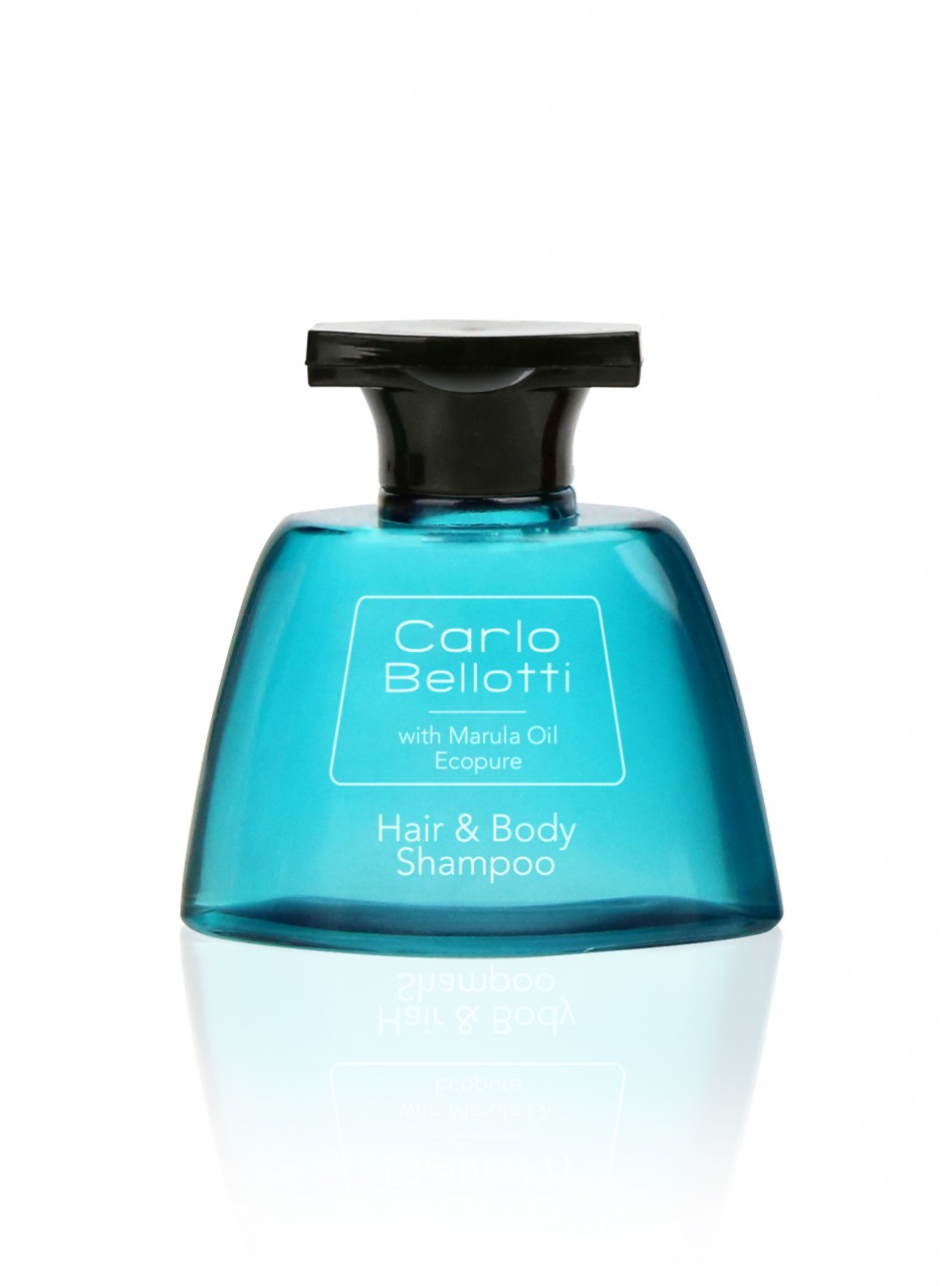 Carlo Bellotti Hair- & Bodyshampoo 40ml Flacon