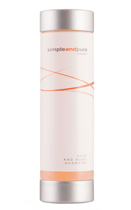 EASY PRESS simpleandpure Haut- und Haarshampoo 300ml