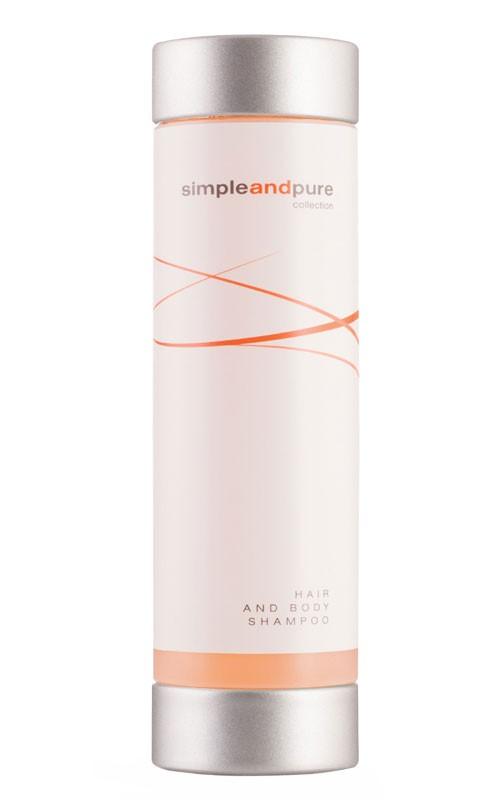 EASY PRESS simpleandpure Haut- und Haarshampoo 300ml