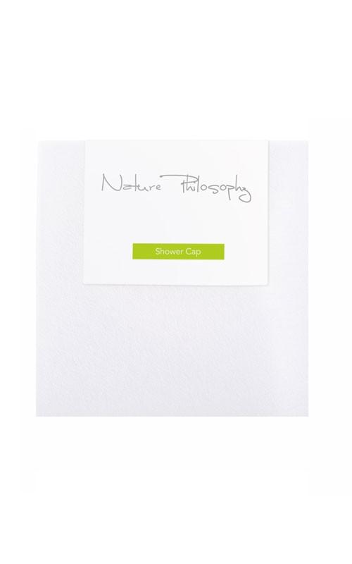 Nature Philosophy Shower Cap in Vlies-Sachet