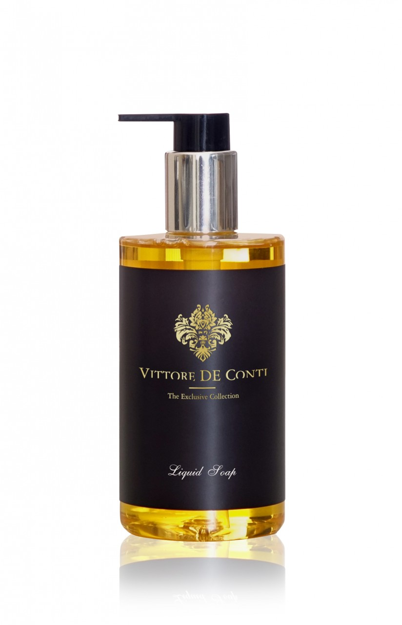 Vittore de Conti Liquidsoap 310ml im Pumpspender