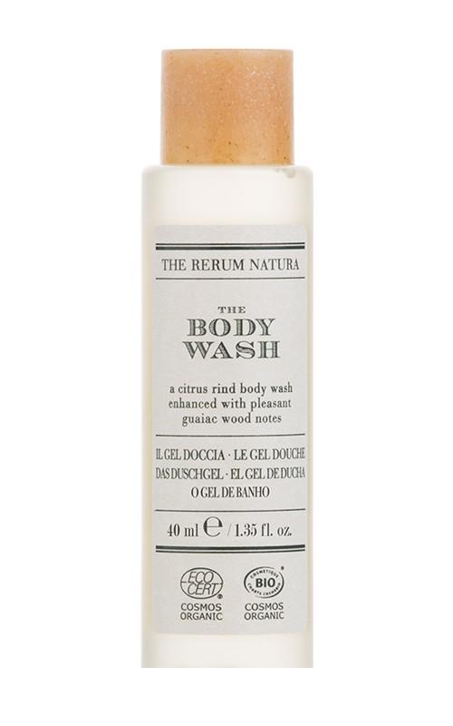 The Rerum Natura Bodywash/Duschgel 40ml im Flacon