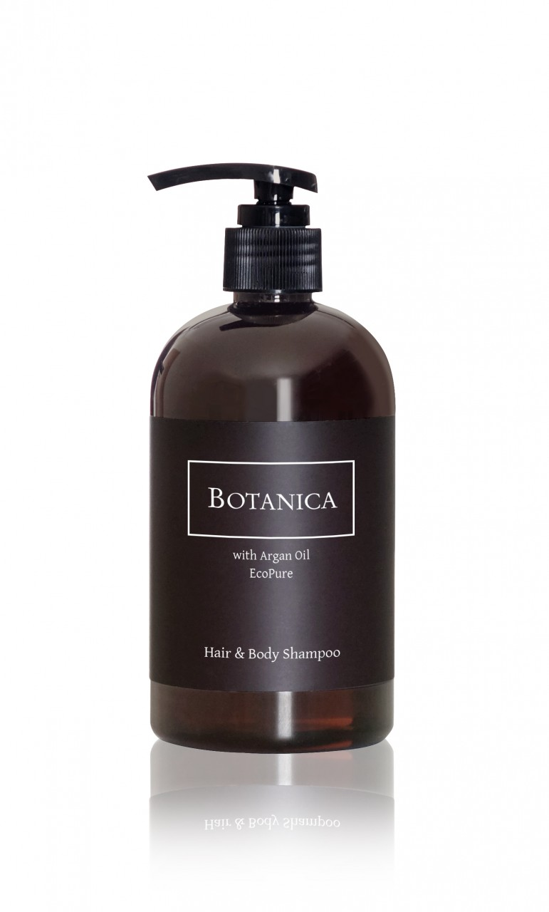 BOTANICA Hair-&Bodyshampoo 360ml im Spenderflacon