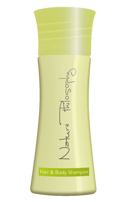 Nature Philosophy Hair-/Bodyshampoo 20ml Flacon