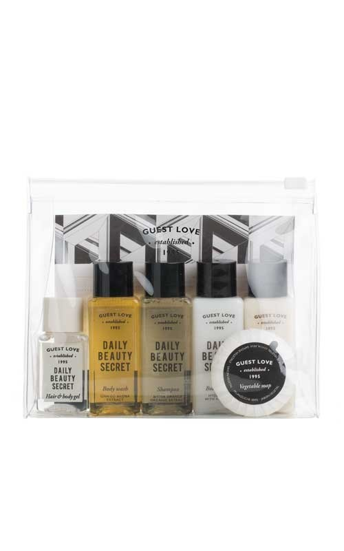Guest Love Daily Beauty Secret VIP-Tasche
