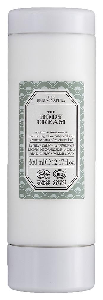 The Rerum Natura Bodylotion 360ml für Halterung