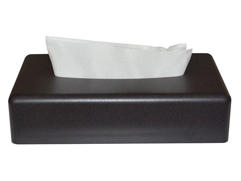 Kosmetiktuch-Box schwarz-black