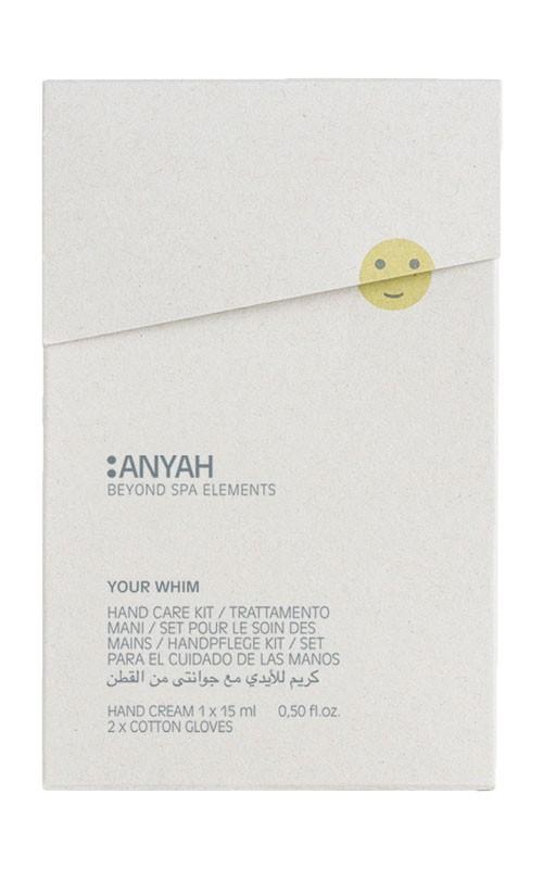Anyah Handpflege-Set in Kartonagenbox
