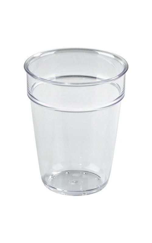 "Linea Neutra Plastikglas ""Kristal"""