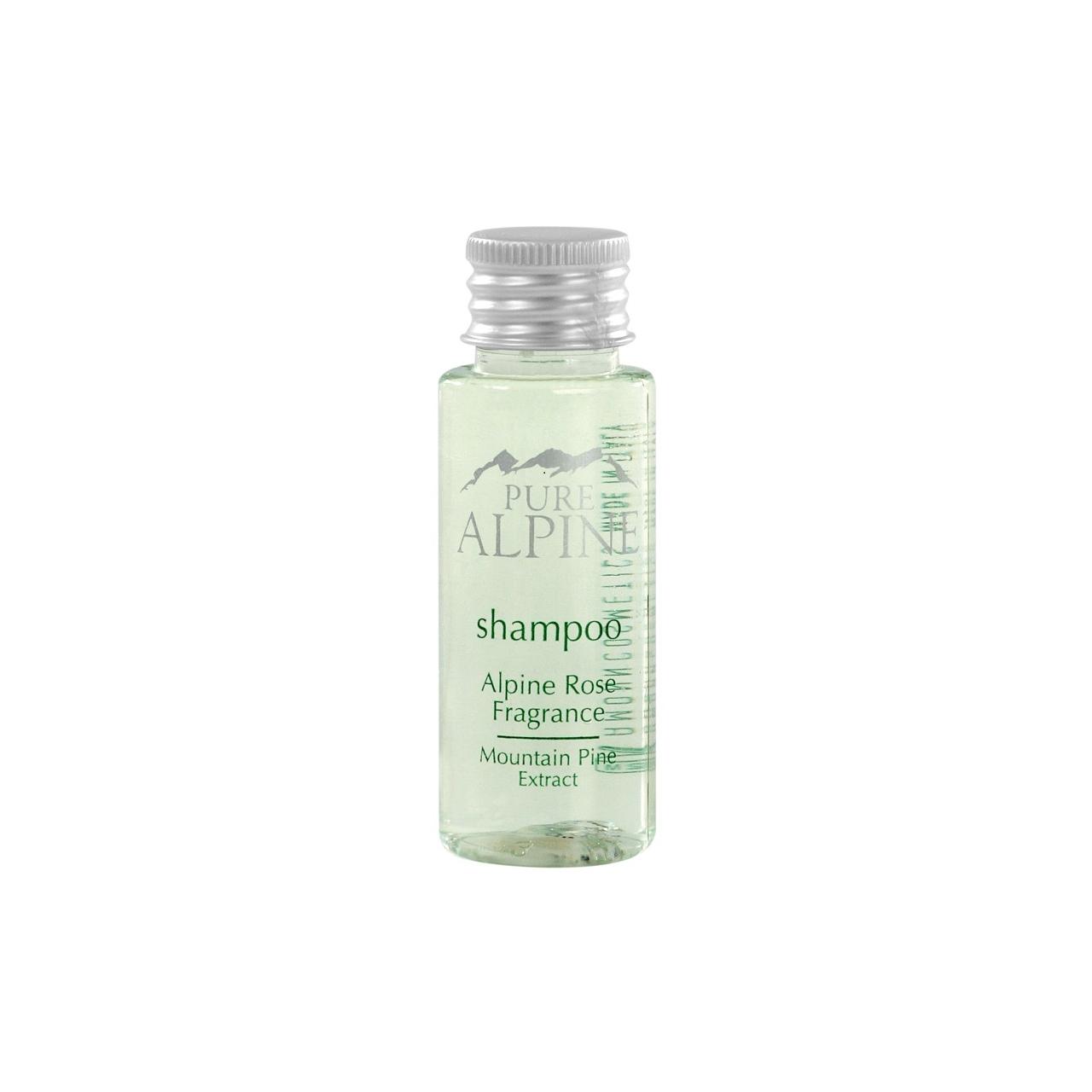 PURE ALPINE Shampoo 32ml im Flacon