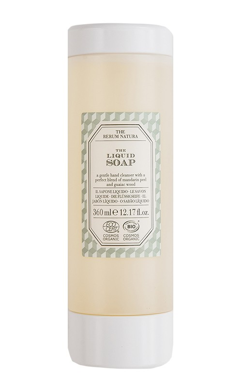 The Rerum Natura Liquid Soap 360ml für Halterung