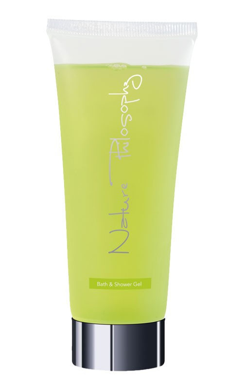 Nature Philosophy Bath & Showergel in Tube 80ml
