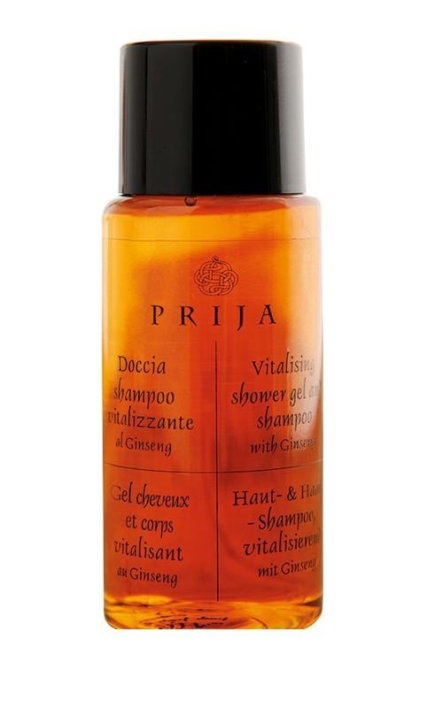 Haut- & Haar-Shampoo 41ml im Flacon mit Ginseng