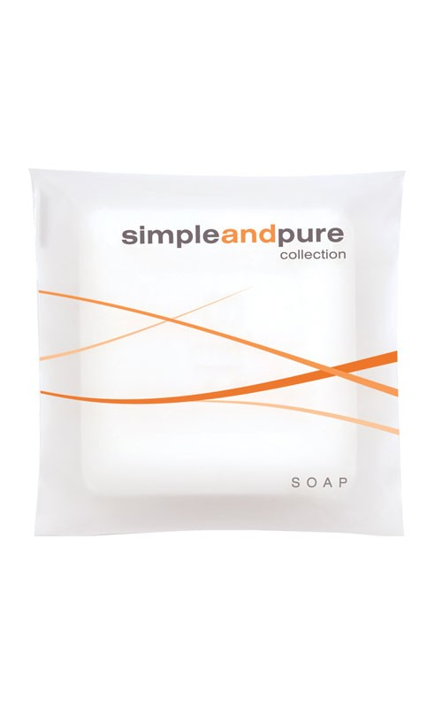 Simple and Pure Soap 30g in Flow-pack