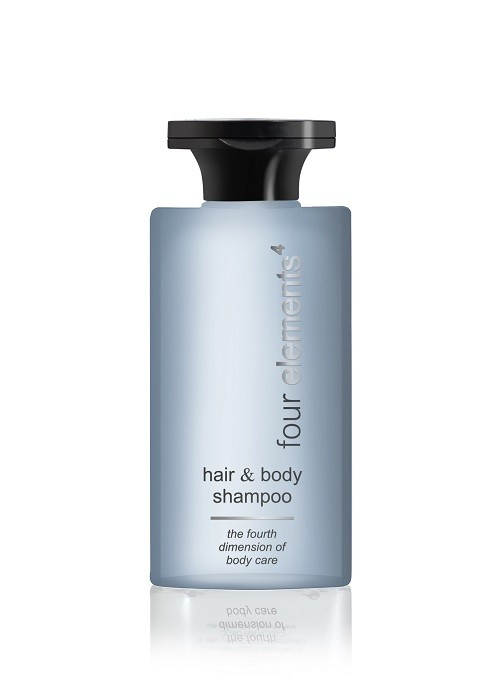Four elements Hair-& Bodyshampoo 40ml im Flacon